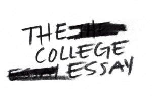 College application essay funny